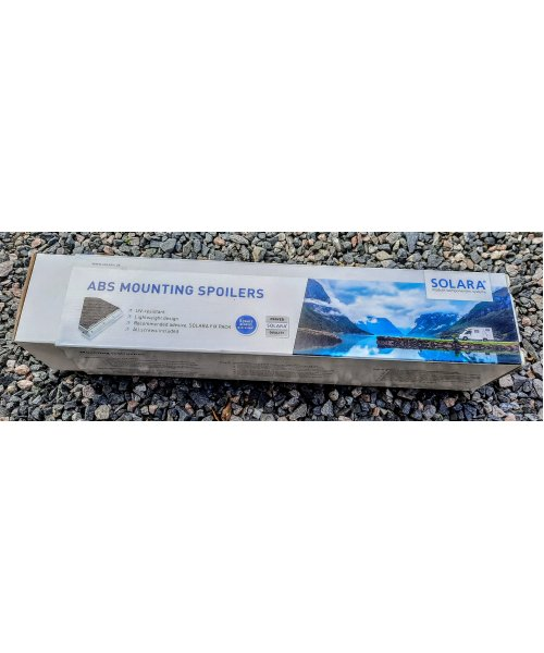FYND - Solara Spoilerfäste för solpanel 2-pack