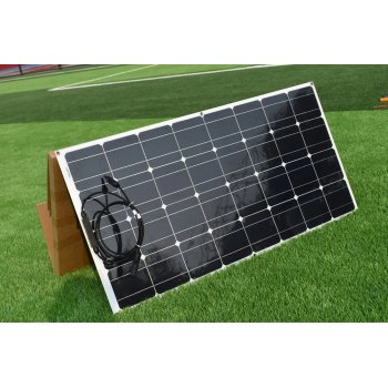 Flexibel solpanel 100W