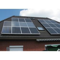 Prova på solenergi