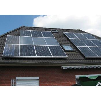 Solcellspaket 2,8 kW för hemmet / villan