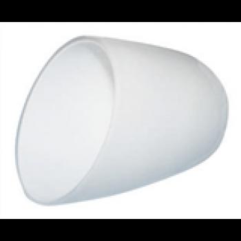 Reservglas till taklampa Opal E05-144 och E05-140. Material: glas.