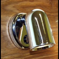 LAMPA TUBE KROM MED G4 5W HALOGENLAMPA