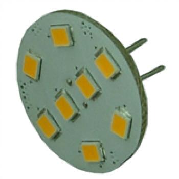 8 SMD LED G4 back