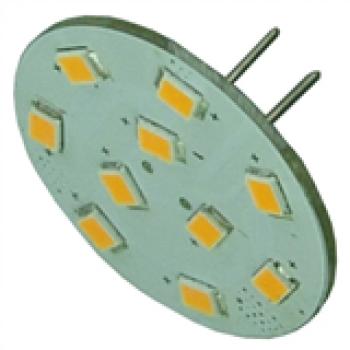 10 SMD LED G4 back