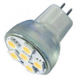 6 LED MR 8