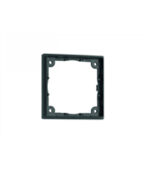 Distansram enkel. 3 mm. Färg: svart.