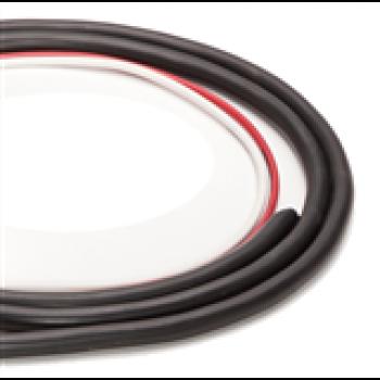 Kabel speciellt utvecklad för solpaneler. Den runda formen säkerställer att det blir tätt vid takgenomföringen. Kabeln är UV-beständig 2 x 2,5 mm² med Ø 10 mm. Hel rulle = 10 m.