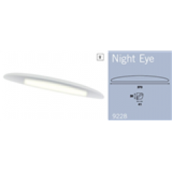 YTTERBELYSNING NIGHT EYE MED SENSOR