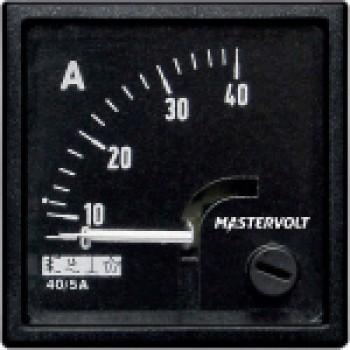 AC Amps mätaren 0-40 A