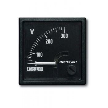 AC Voltmeter 0-300 V