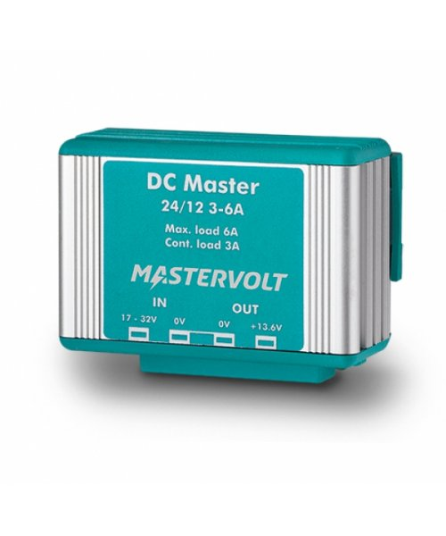 DC master 24 / 12-3A
