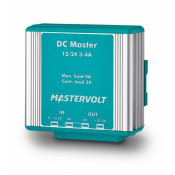 DC master 12 / 24-3A