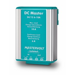 DC master 24 / 12-6A (isolerad)