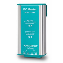 DC master 24 / 12-12A (isolerad)