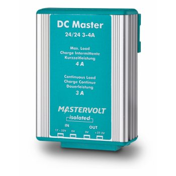 DC master 24 / 24-3A (isolerad)