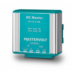 DC master 12 / 12-3A (isolerad)