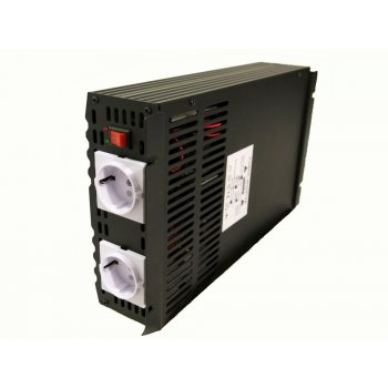 Elektron Inverter 12VDC/230VAC 1500W
