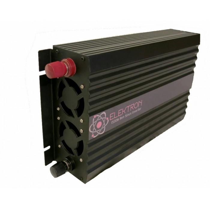 Köp Elektron Inverter 12VDC 230VAC 1500W med snabba leveranser ... ba8103a5c1868