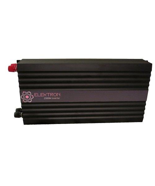 Elektron Inverter 24VDC/230VAC 2000W