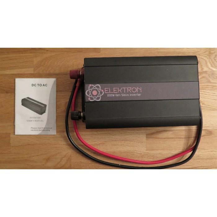 Köp Elektron Inverter 12VDC 230VAC 1000W med snabba leveranser ... 563e4d2fd2aa4