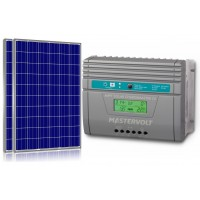 Solcellspaket 520W + MPPT Regulator 25A