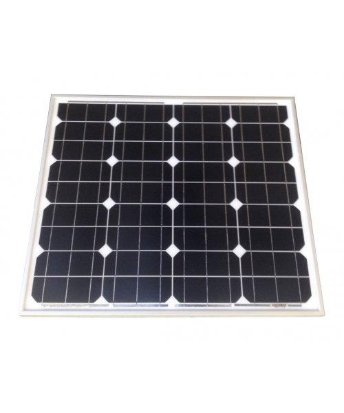 Solpaket 50W - inkl batteri för båt/husbil