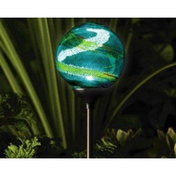 Trädgårdsbelysning Murano Globe - Aqua